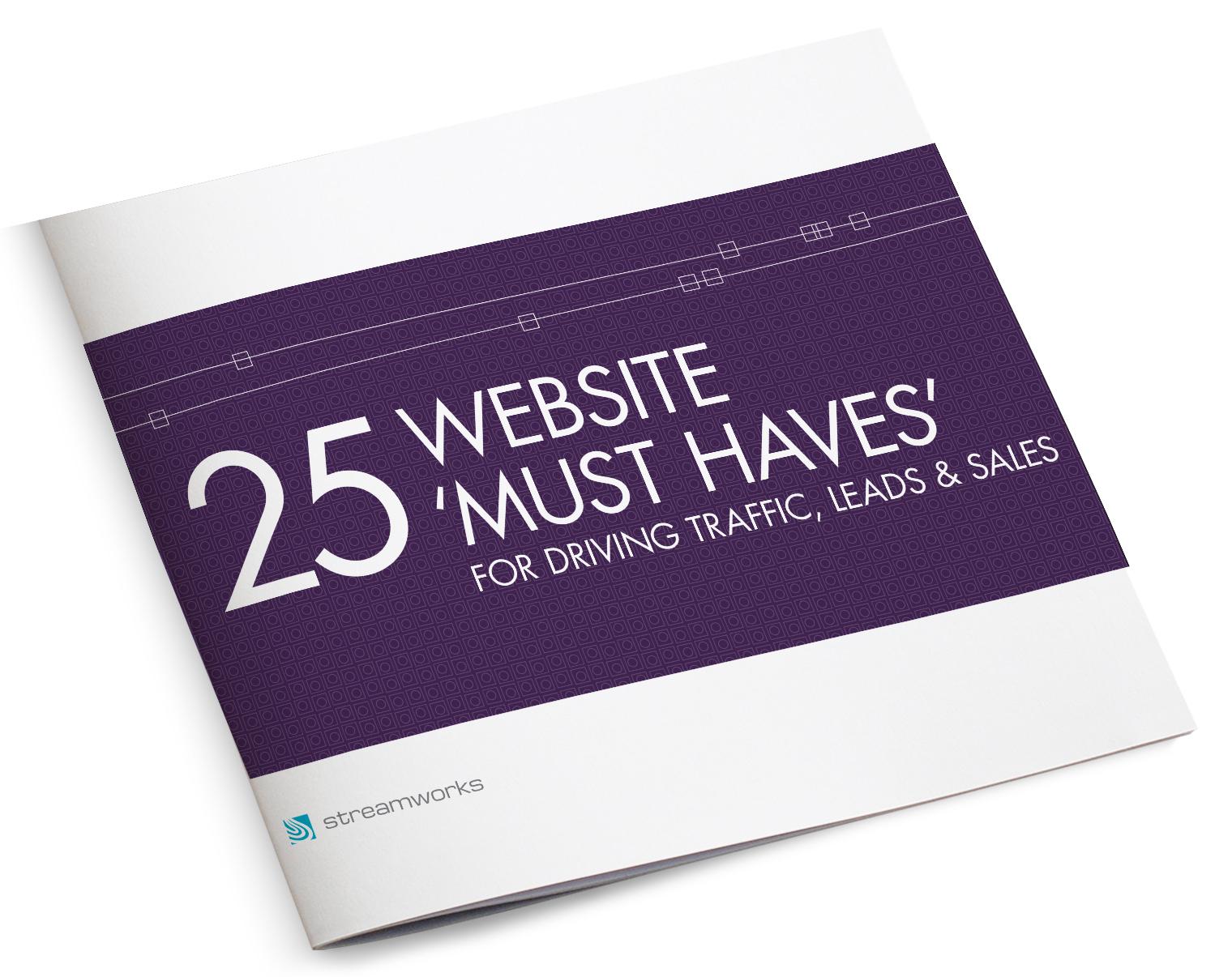 25_Website_Must_Haves