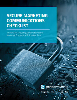 4463 - SWK-Secure Marketing Checklist